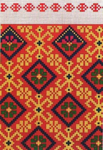 Latvian ornaments & charts - Monika Romanoff - Picasa Web Albums (21 of 156)