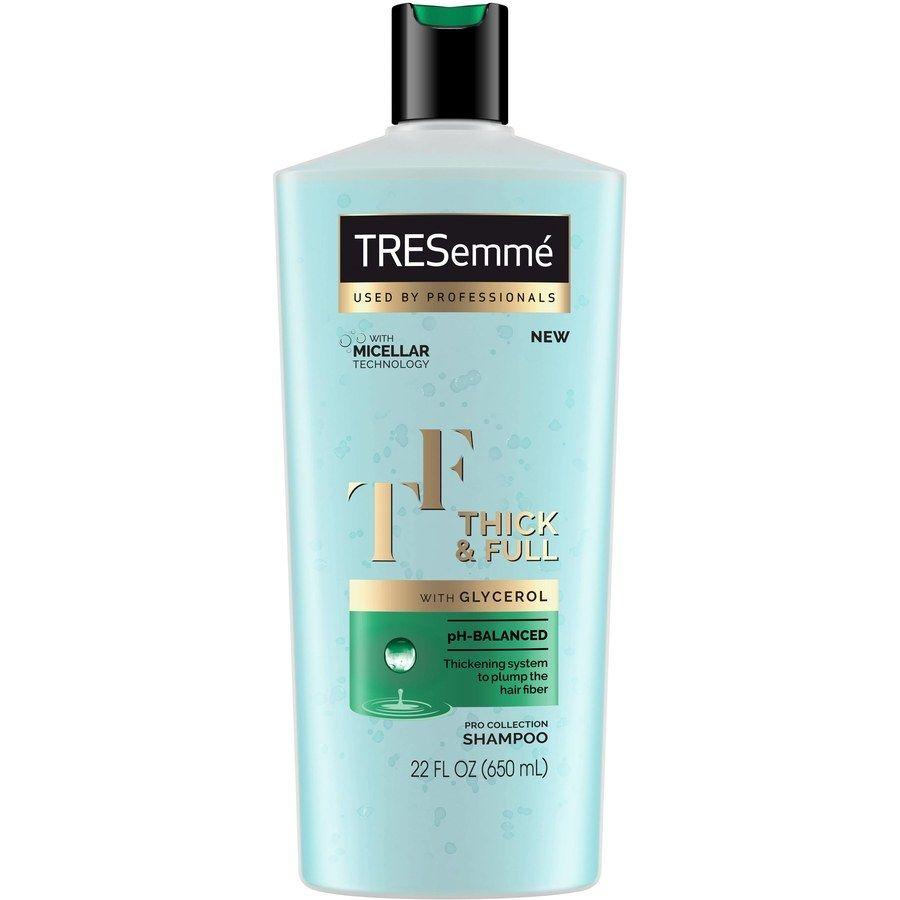 Best Shampoos For Thinning Hair To Make Hair Look Thicker Allure Shampoo For Thinning Hair Shampoo For Fine Hair Thin Hair Help