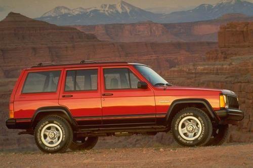 Jeep Cherokee Xj 1988 Jeep Cherokee Xj Jeep Cherokee Sport Jeep Cherokee
