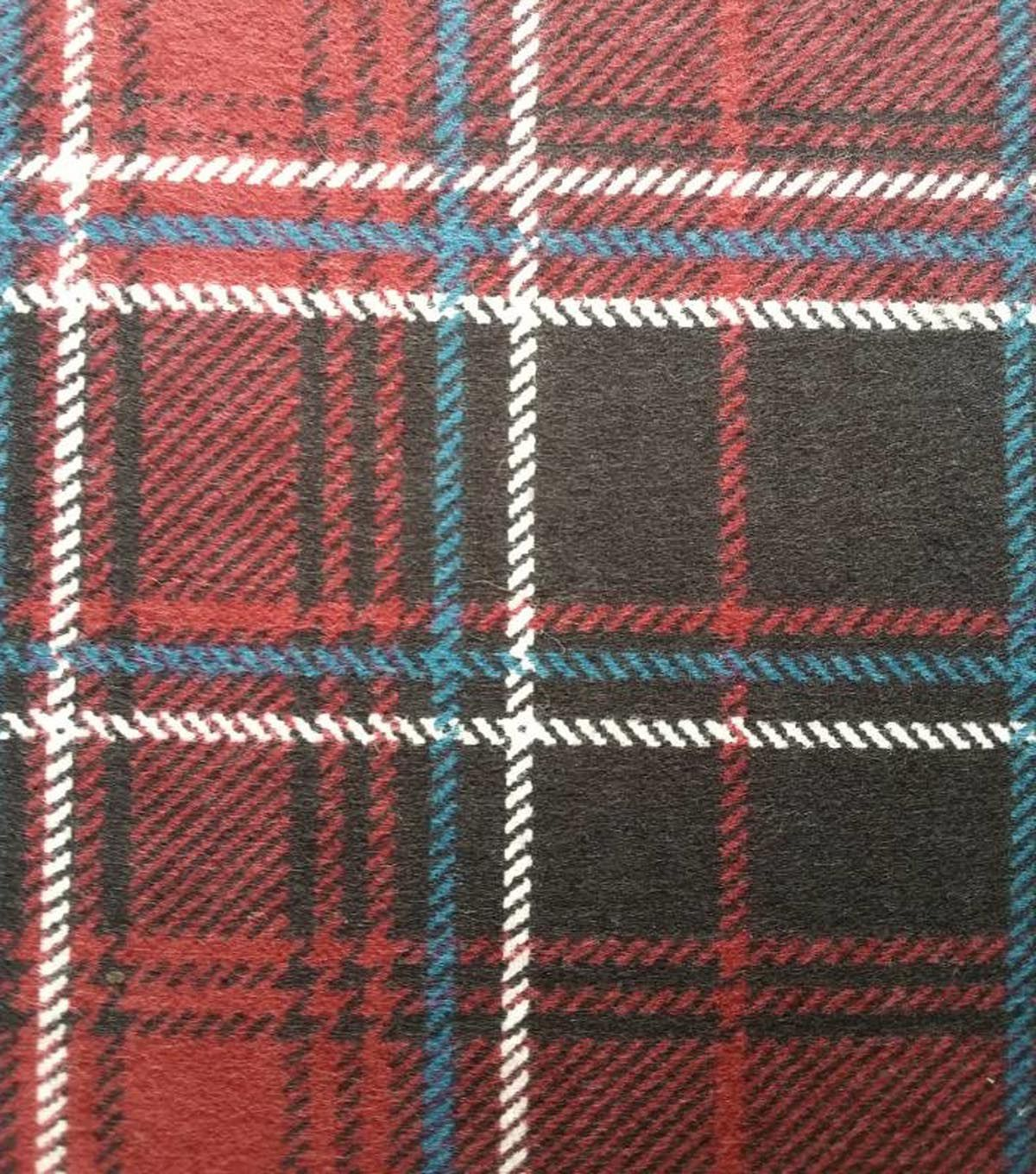 Red flannel fabric  Snuggle Flannel FabricBurgundy Plaid   First BDay  Pinterest
