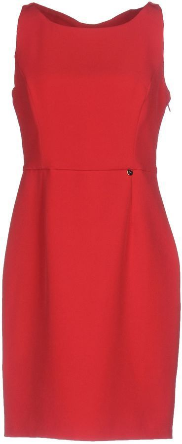 Alpinista Rayo ego  LIU •JO Short dress - Dresses   YOOX.COM   Short dresses, Dress for short  women, Clothes design