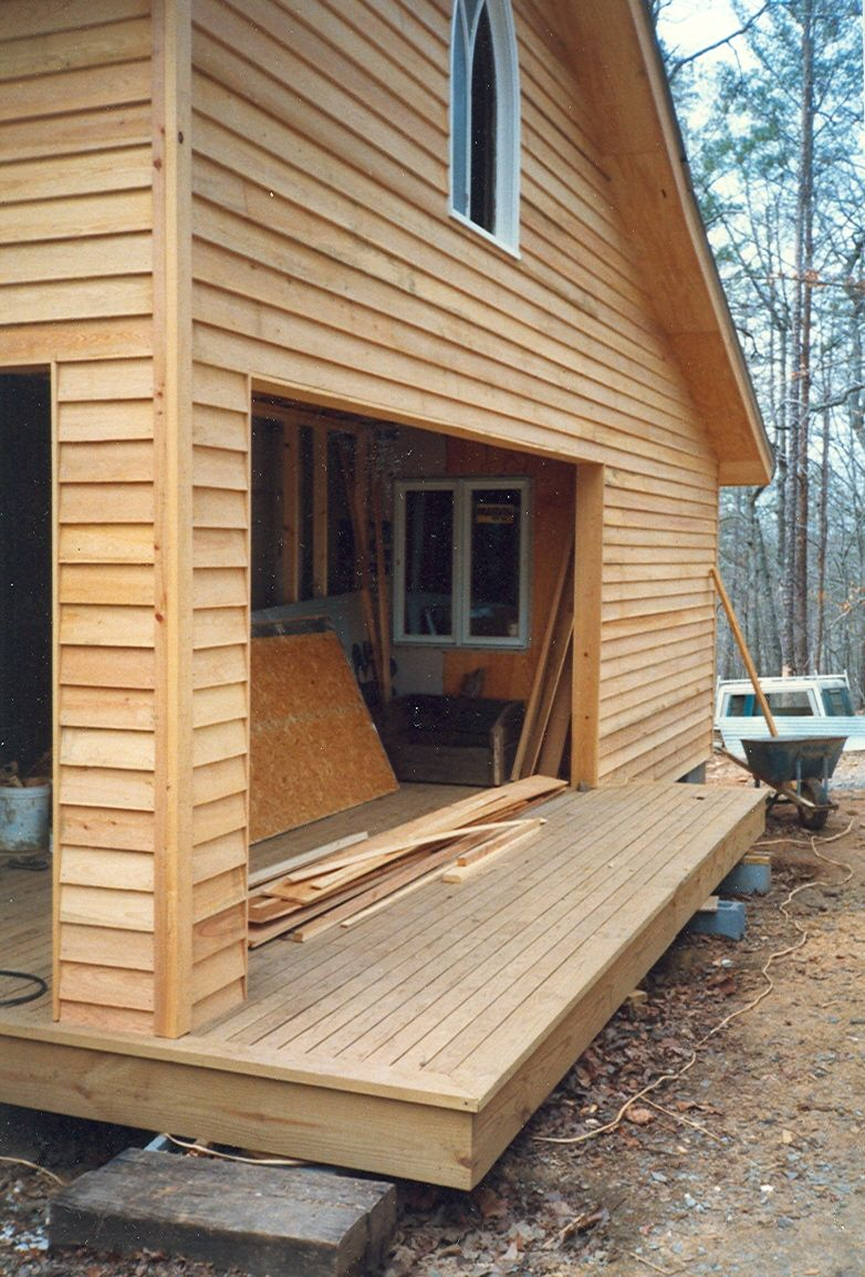 Ideas For Interior Cabin Walls Homesteading Today Wood Siding Exterior Home Building Design House Exterior