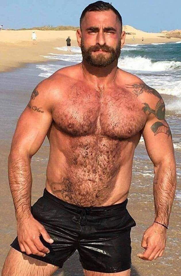 Mature Hairy Gay Men 121