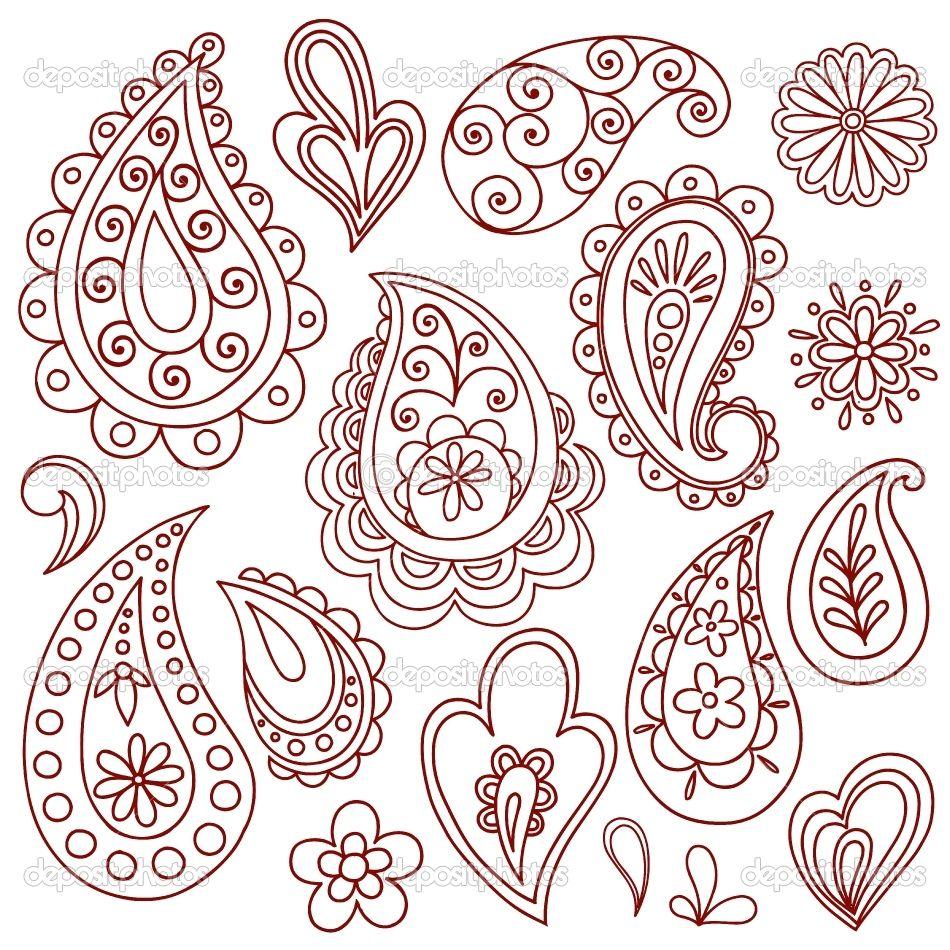 Paisley doodles pretty doodles pinterest paisley - Doodle dessin ...