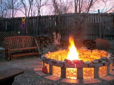 wood fire pits - Google Search