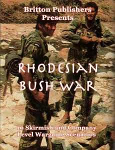 Rhodesian Bush War Book War Military Special Forces Books