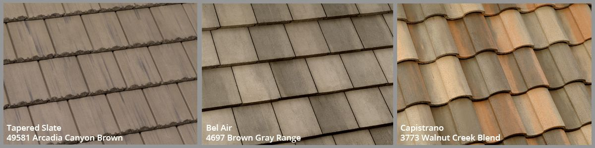 Feeling Overwhelmed By The Thought Of Selecting Your New Concrete Tile Roof Take A Look At The Latest Eagle Design Concrete Roof Tiles Roofing Concrete Tiles