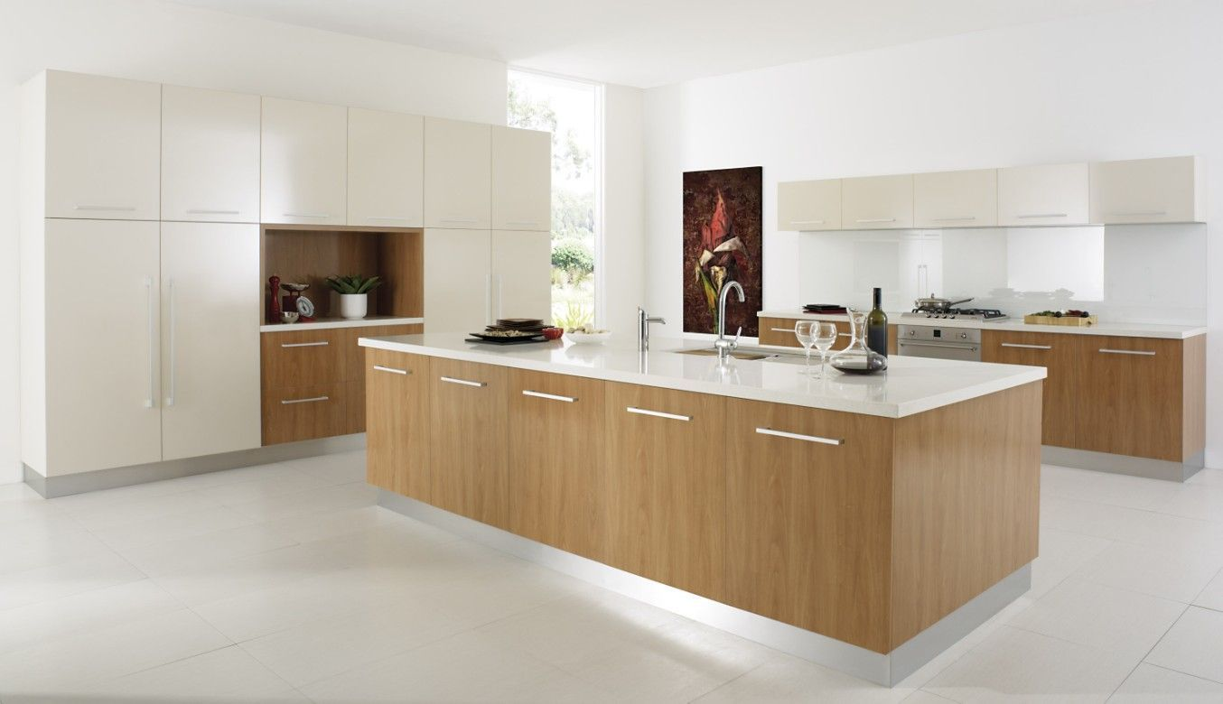 Pre Laminated Particle Board Mfc Board Associate Decor Is One Of The Leading Manufacturers Of Mfc Mf Kitchen Design Kitchen Renovation Brown Kitchen Designs