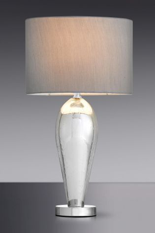 Buy Small Ombre Table Lamp From The Next Uk Online Shop Table Lamp Table Lamps Uk Silver Table Lamps