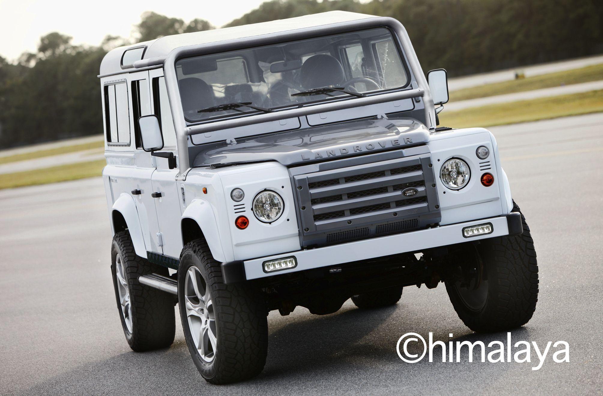 Himalaya 4x4 110 With Cage Himalaya 4x4 Custom Land Rover