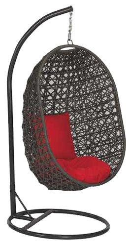 chaise suspendu rico code bmr 056 8179 d co ext rieure pinterest chaise suspendue. Black Bedroom Furniture Sets. Home Design Ideas