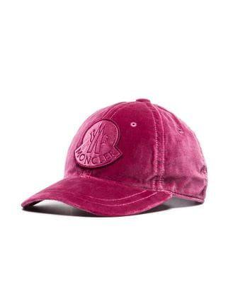 b902a44d560 Moncler Pink Velvet Cap