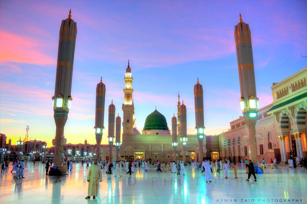 Photo Of المسجد النبوي الشريف Beautiful Mosques Medina Saudi Arabia Mosque