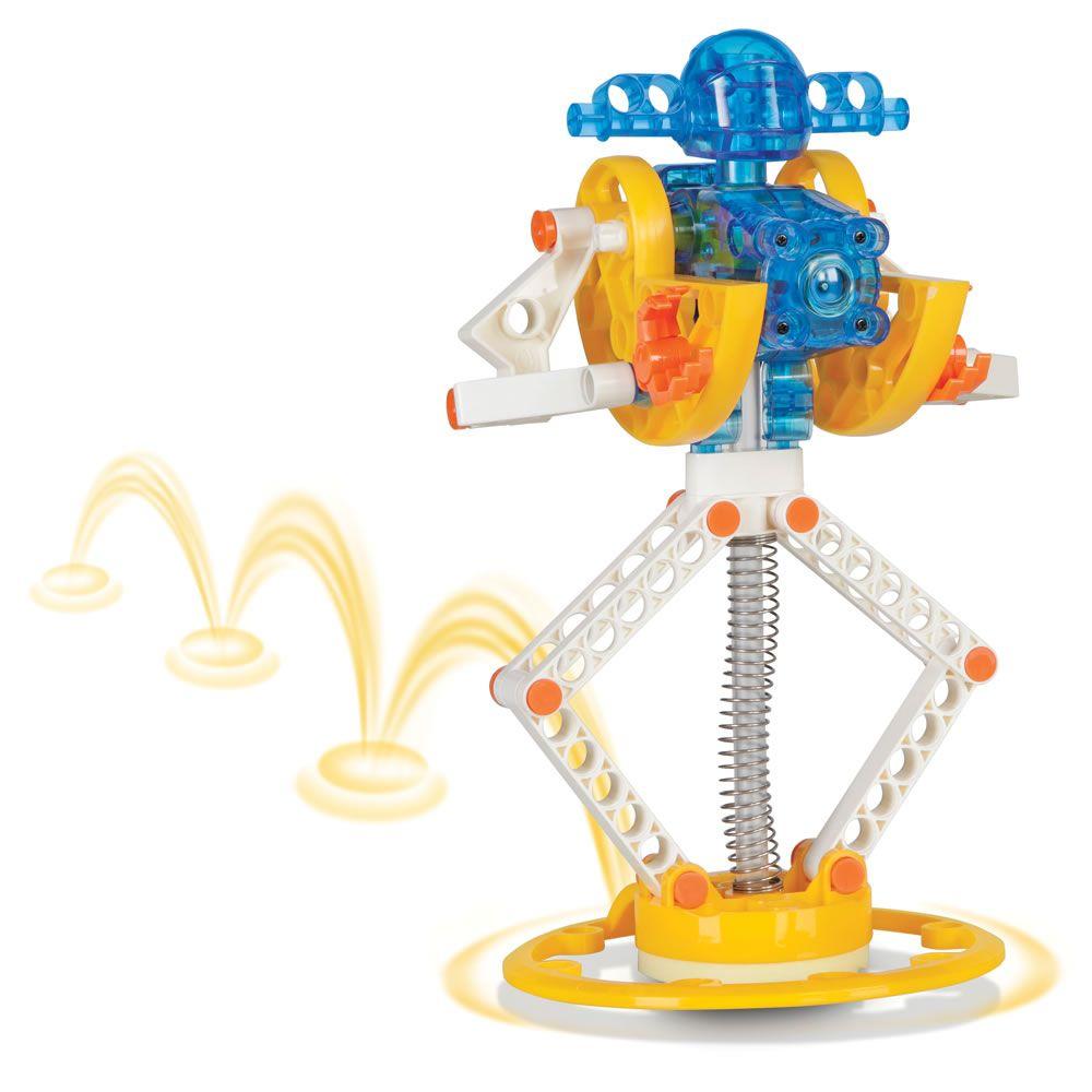 The Build Your Own Jumping Robot - Hammacher Schlemmer  #HammacherHolidays