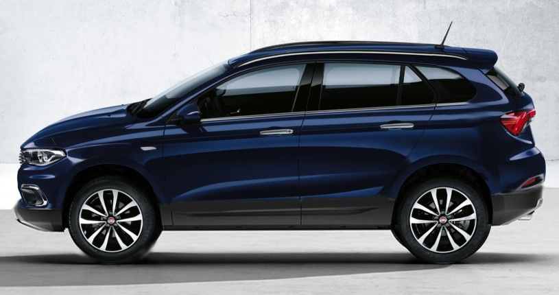 Fiat Tipo Crossover Rendering Fiat Tipo Fiat Station Wagon