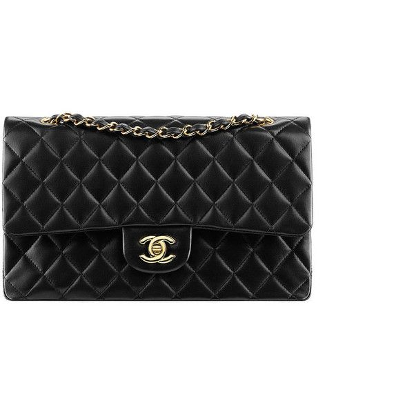 1e18e7472571 The Ultimate Bag Guide The Chanel Classic Flap Bag ❤ liked on Polyvore  featuring bags