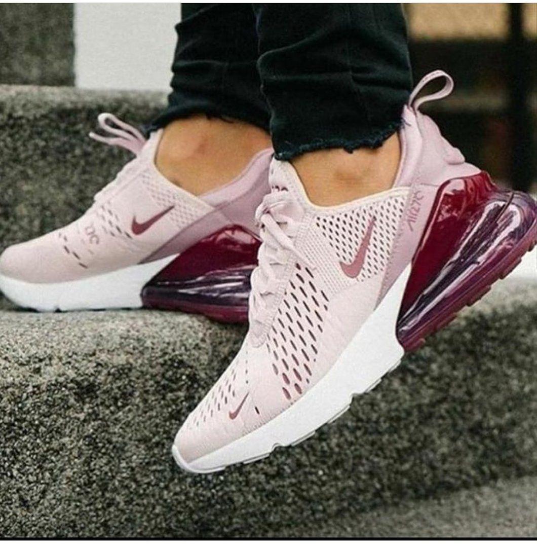 Nike Air Max 270 Barely Rose Nike Sneakers