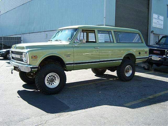 1970 chevy suburban nice rides gmc trucks, trucks, 72 chevy truck1970 Chevy Suburban 4x4 #14
