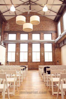 Kitchen Chicago Ceremony Setup Loft Kitchen Kc Events Home Decor