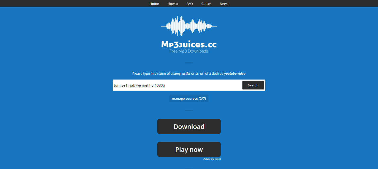 MP3Juices - Free MP3 Downloads & Music Player