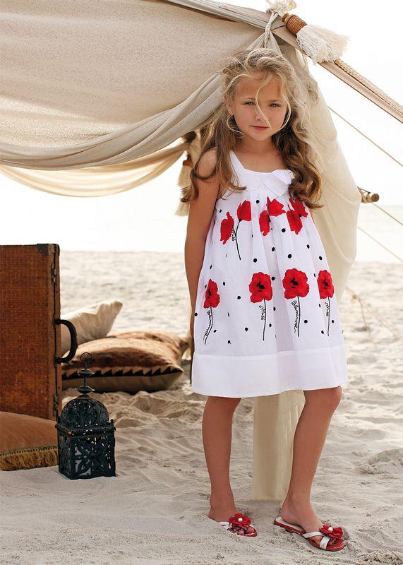 Beautiful-Dresses-for-Kids ...   Kind mode, Mode, Kinder