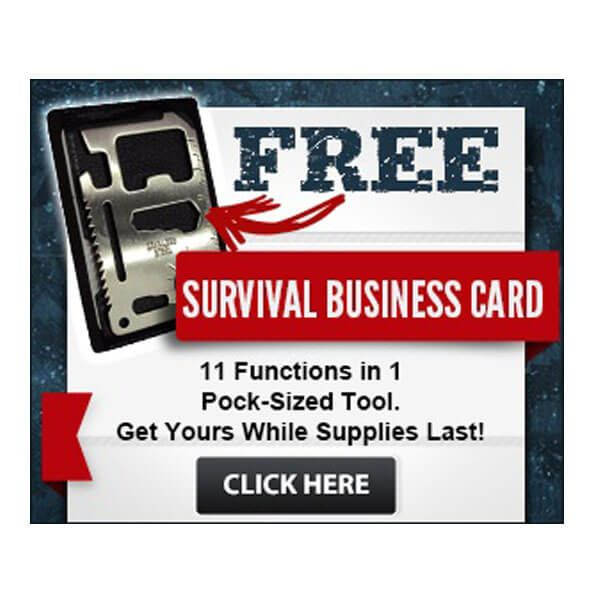 11 Function Multi Card Tool   Survival Items and Special