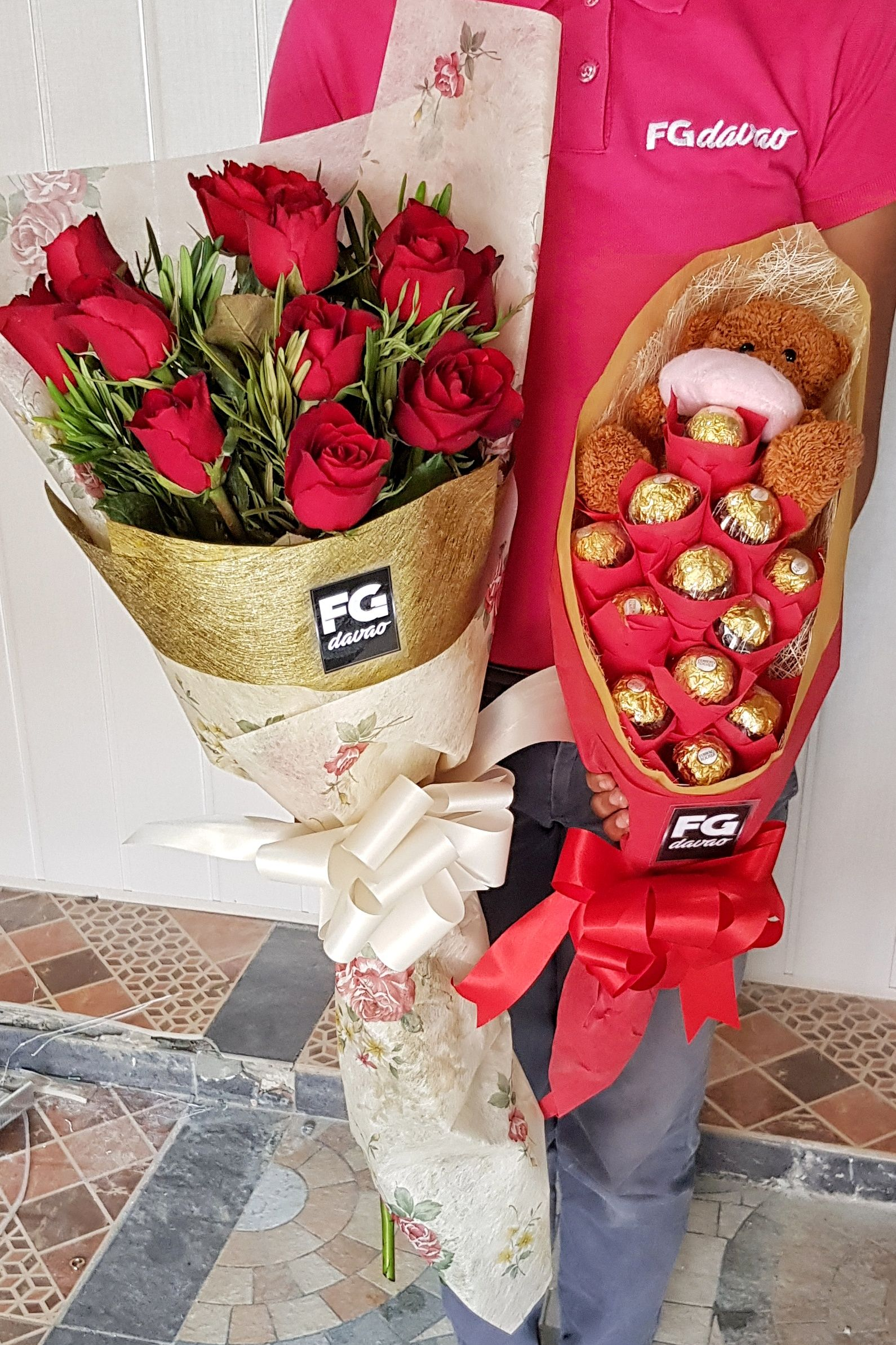 Send Flowers To Davao City Philippines Www Fgdavao Com Price List Can Be Seen On Our Website Store Address 12 Online Flower Shop Flower Delivery Flower Gift