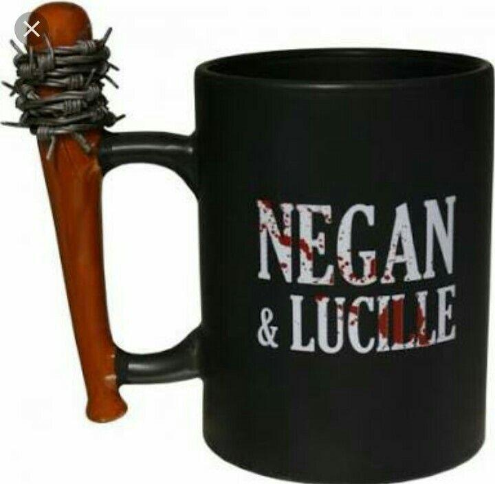 Mug Negan