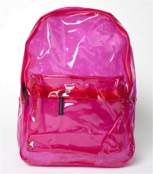 90's plastic backpack - Buscar con Google