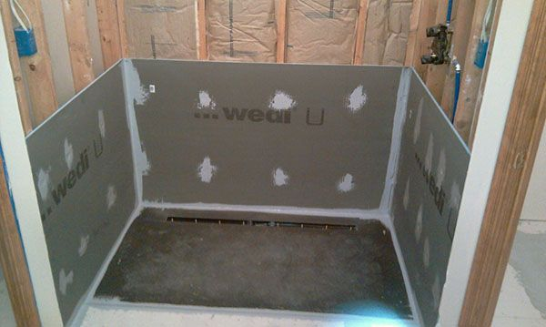 Riolito Pan System Wedi Shower Systems In 2019 Shower
