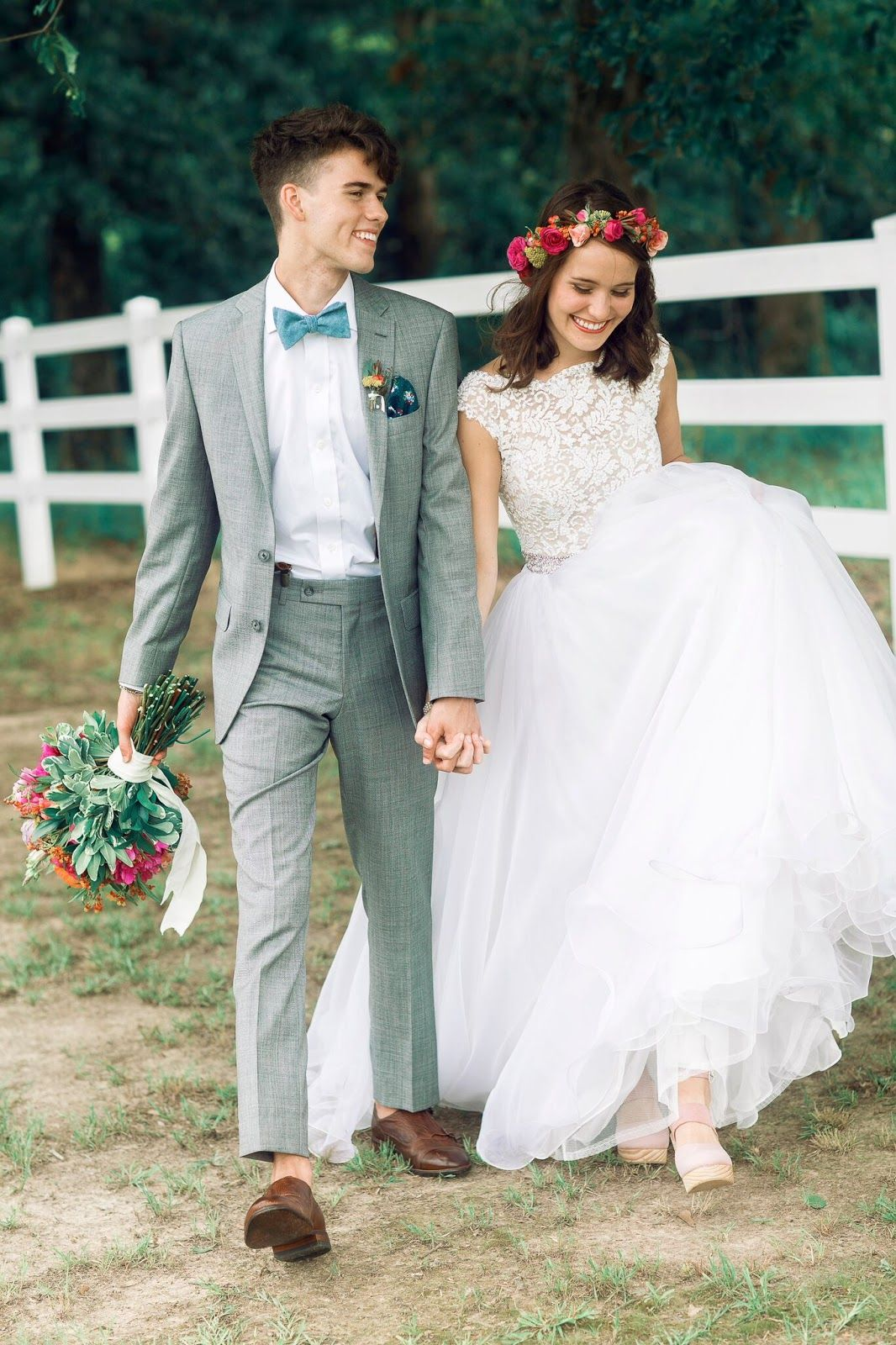 John Luke And Mary Kates Duck Dynasty Wedding