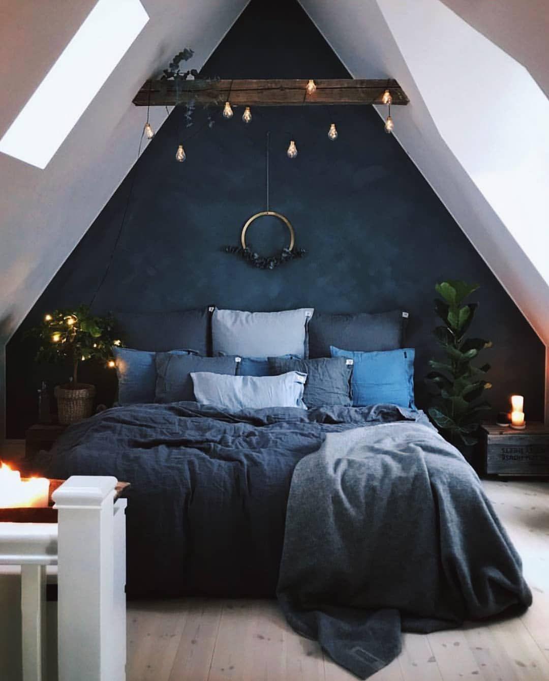 Diese Wandfarben beeinflussen deinen Schlaf – und dein Sexleben! #bedroominspirations