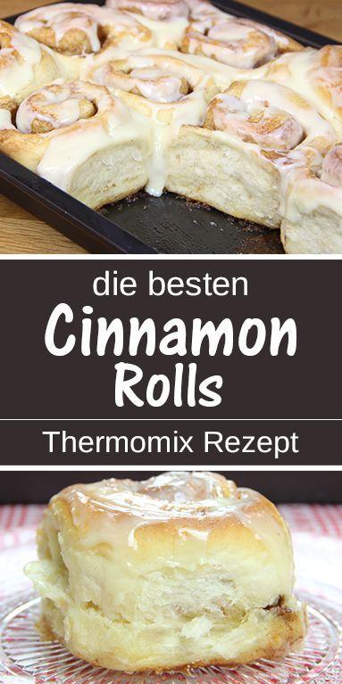 Die Besten Cinnamon Rolls ever. - rezepte -