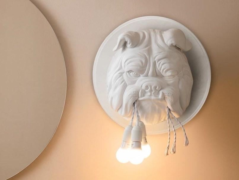Led Ceramic Wall Lamp Amsterdam By Karman Design Matteo Ugolini Nastennye Lampy Lampa Svetilniki