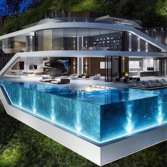 ¿Qué es una casa de lujo? Casas exóticas, Casas de lujo