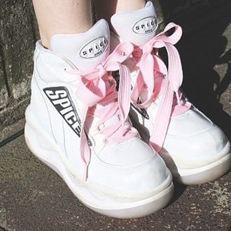Shoes | Spice girls shoes, Girls boots