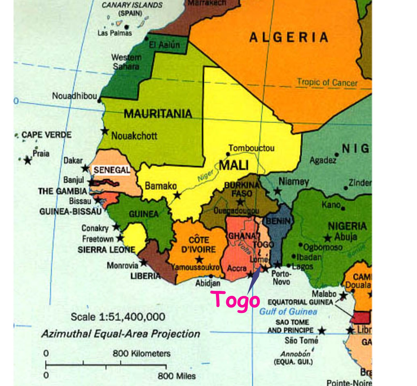 lome togo west africa JSC is in Lome Togo West Africa SUSAN