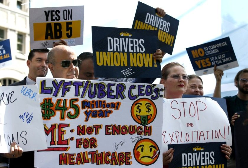 New labor laws are coming to California. What's changing