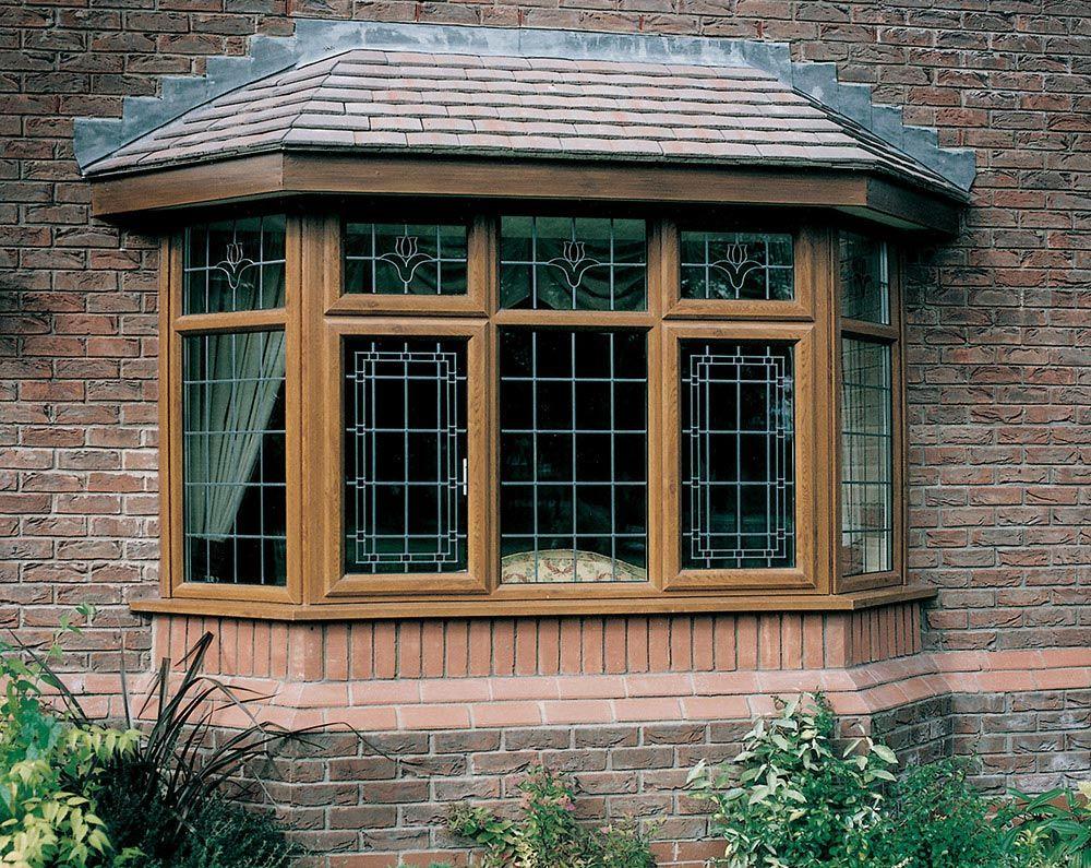 Bay window - exterior   ventanas   Pinterest   Bay window ...