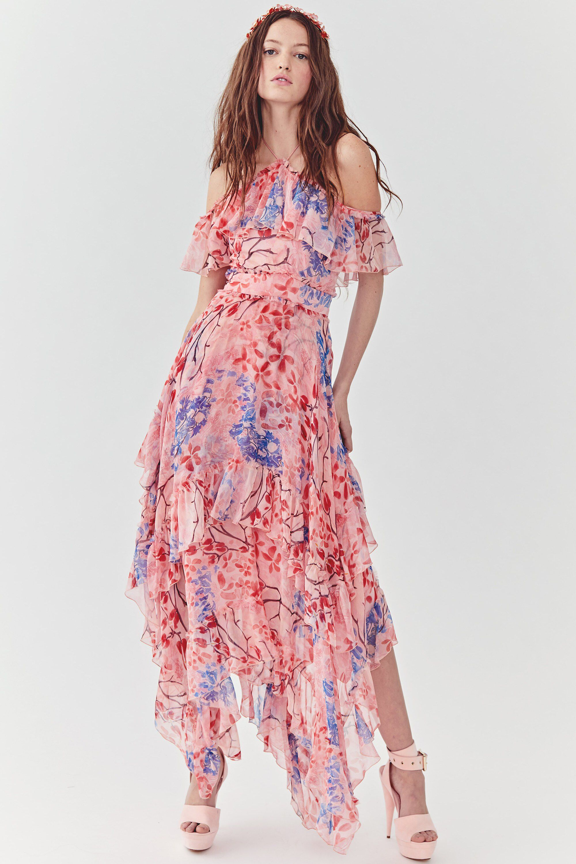 Alice + Olivia Spring 2018 Ready-to-Wear Fashion Show   Pinterest ...