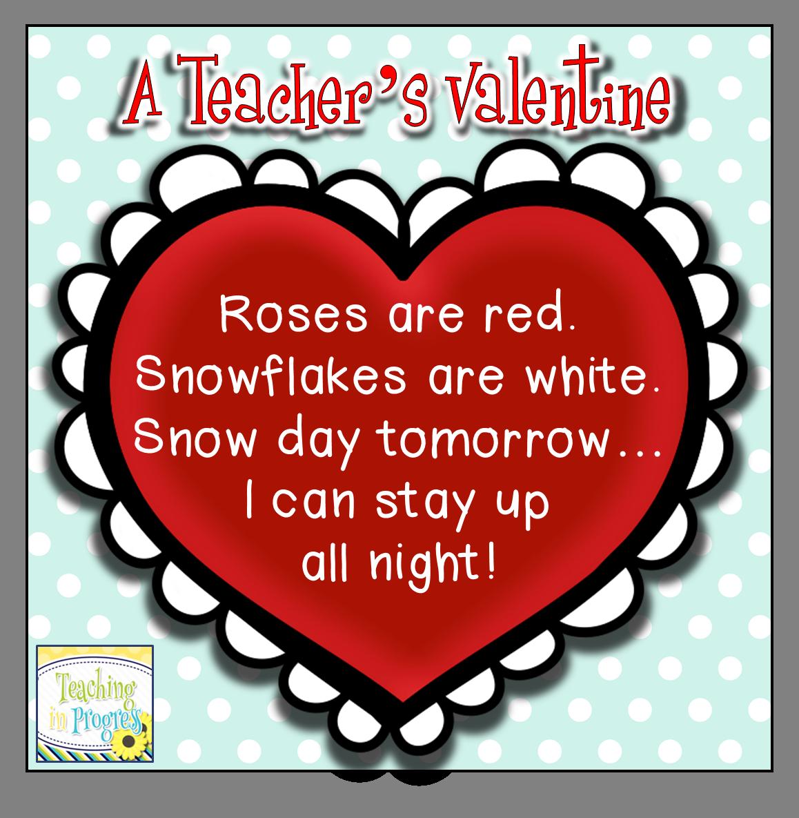 A Teacher S Valentine Teacher Valentine Whole Brain Teaching Teacher Quotes