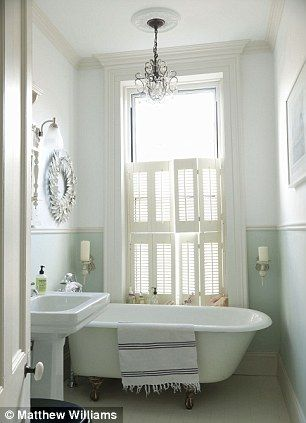 Photos On great to make the most of a very small bathroom
