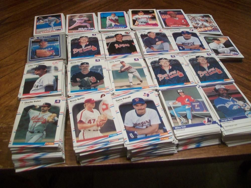 most valuable baseball cards 1980s topps