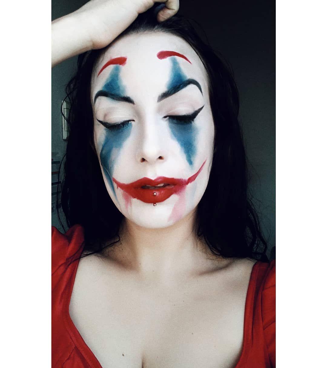 Joker Jokermovie Jokermakeup Cosplay Jokercosplay Coringa