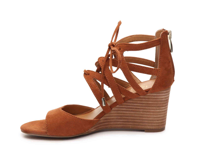 205da2c1166f3 Franco Sarto Mollie Wedge Sandal Women s Shoes