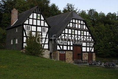 Sauerländer Fachwerkhäuser Fachwerkhäuser, Style at home