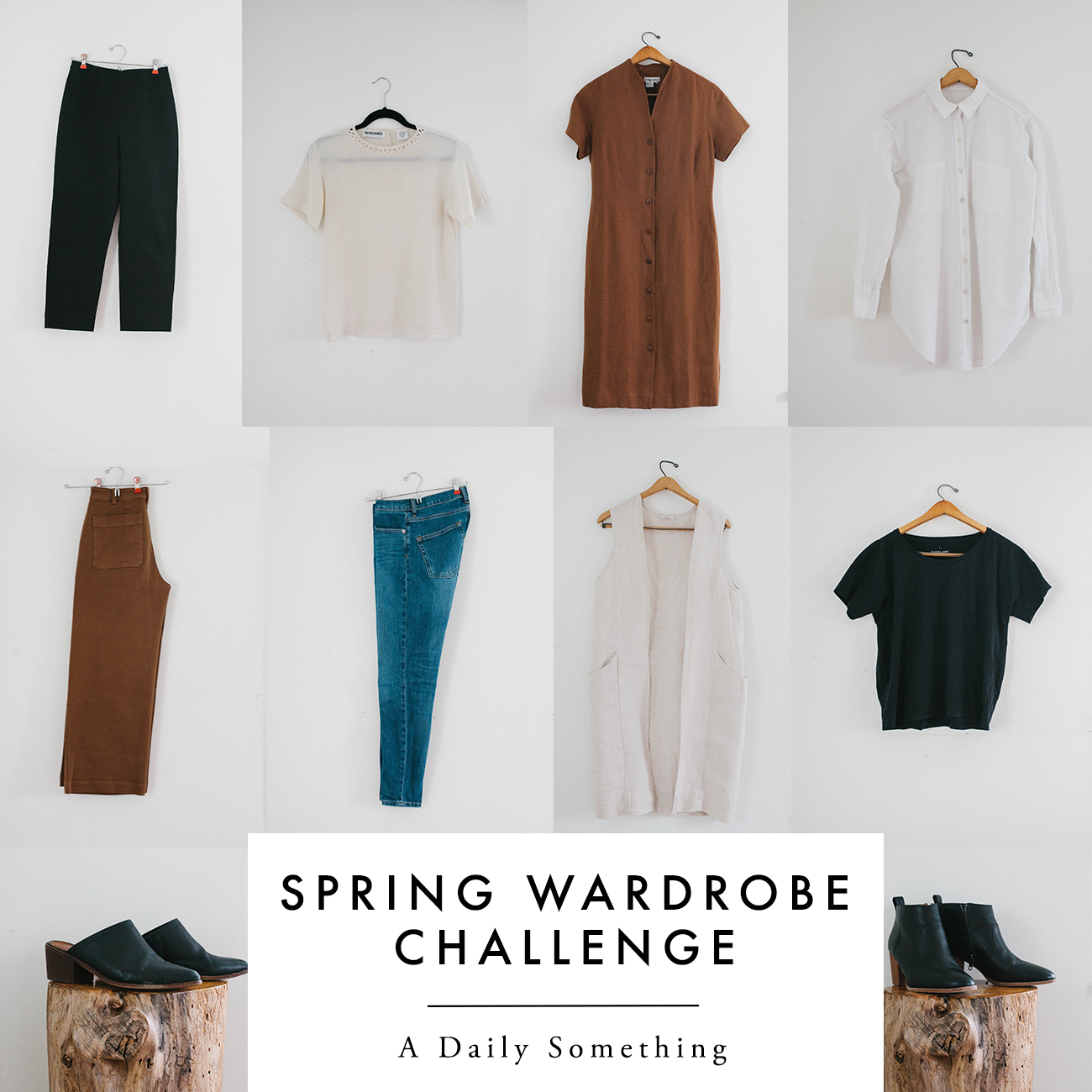 Style 10 Piece Wardrobe Clothes Capsule Wardrobe