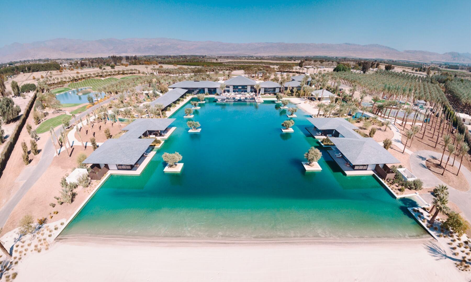 Villa Zenyara Is An Oasis In The Palm Springs Desert Desert