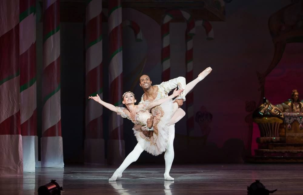 Pennsylvania Ballet Principal Dancer Jermel Johnson with Company - dance instructor job description