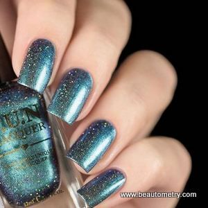 F.U.N. Lacquer- 2016 Spring- Bachelor's Button
